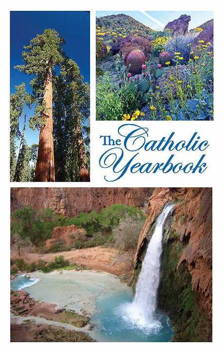 The Catholic Yearbook Cover